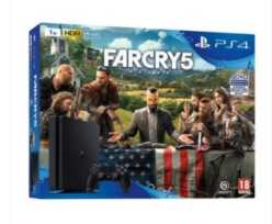 Chollo! Pack PS4 1TB + El nuevo Far Cry 5 por 309€