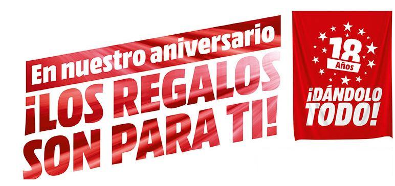 Aniversario MediaMarkt