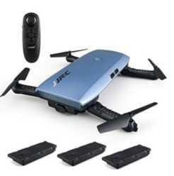 OFERTA AMAZON! Drone JJRC H47 + 2 baterias extras por 39€