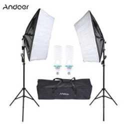 OFERTA AMAZON! Kit estudio fotografia por 48€