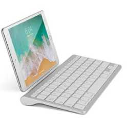 OFERTA AMAZON! Teclado Bluetooth iPad por 12,59€