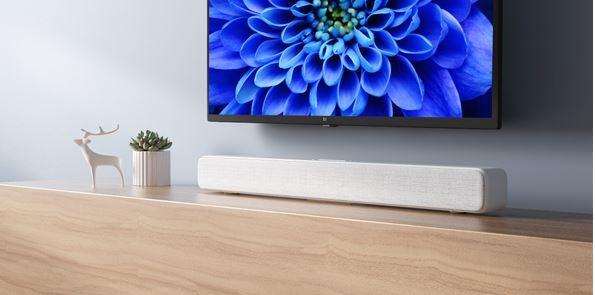 La nueva Xiaomi TV SoundBar, la barra de sonido de Xiaomi, por 98€ (Oferta Cupon Descuento)