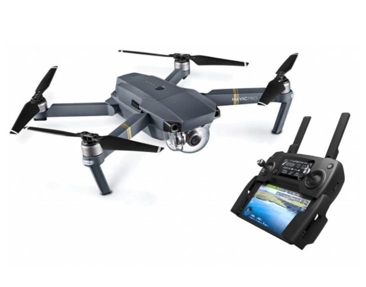 OFERTA! Drone DJI Mavic PRO Fly a 764€