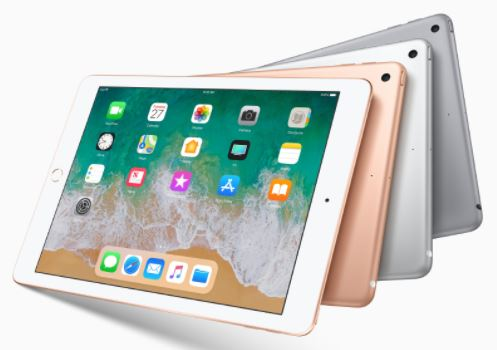 El Nuevo iPad 2018 aun mas potente y desde 360€ (Oferta Cupon Descuento)