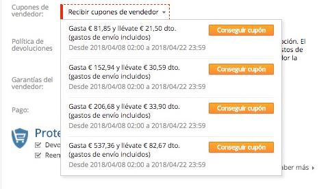 Especial Aliexpress Plaza desde España (Actualizado) (Oferta Cupon Descuento)
