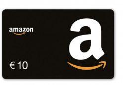 10€ GRATIS en la APP AMAZON