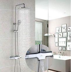 OFERTA AMAZON! Columna ducha con termostato por 130.99€