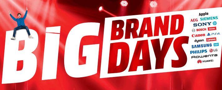Las mejores ofertas del Big Brand Days MediaMarkt