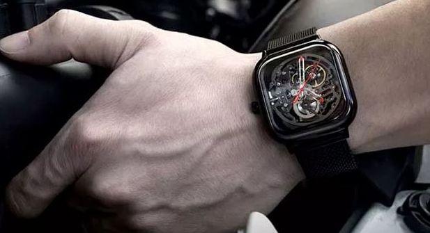 Xiaomi CIGA, el reloj mecanico automatico de Xiaomi a 140€
