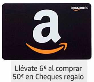 6€ gratis amazon