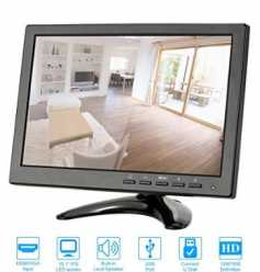 OFERTA AMAZON! Monitor HD 10.1 pulgadas por 56.99€