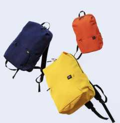 CHOLLO! La mochila Xiaomi Mi 10L Leisure a 4,7€