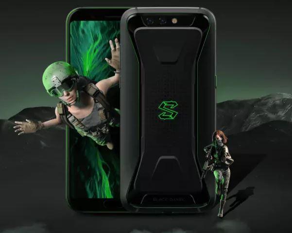 Oferta! Xiaomi black Shark 6/64GB lo mas top para gaming a 330€
