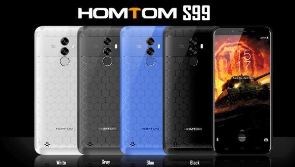 OFERTITA! HOMTOM S99 4/64GB por 114€