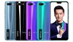 CHOLLACO! Huawei Honor 10 de 4/128GB a 249€