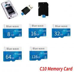 OFERTA! Tarjeta Micro SD Blue Wave clase 10 desde 3,5€
