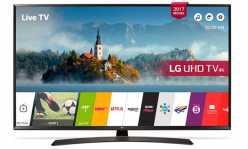 Super precio! LG 49″ 4K UHD HDR10 SmartTV a 399€