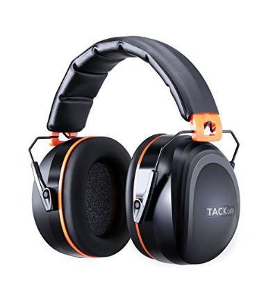 OFERTA AMAZON! Proteccion auditiva Tacklife HNRE1 a 8,9€