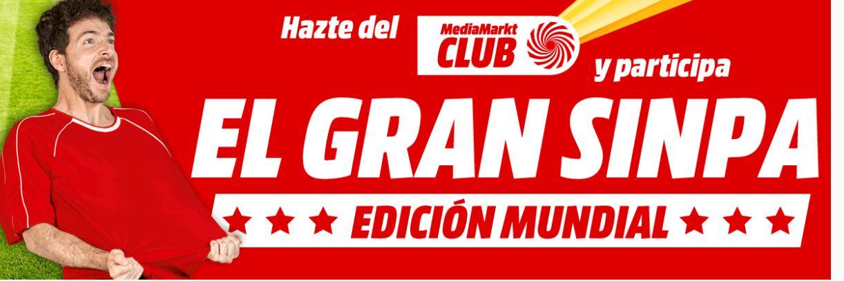 El GRAN SINPA MediaMarkt – 90 SEGUNDOS DE GLORIA