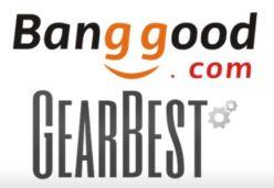 Guerra precios Banggood VS Gearbest (Mejores ofertas)