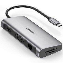 OFERTA! HUB USB C a HDMI RJ45 a 19€