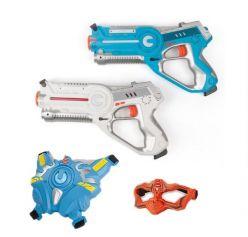 OFERTITA! Pistola laser + chaleco + mascara Laser Tag por 42€
