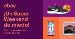 Mejores ofertas Super Weekend Ebay Hasta el -60%