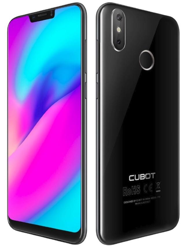 El nuevo CUBOT P20 un todo pantalla con 64GB por solo 169€