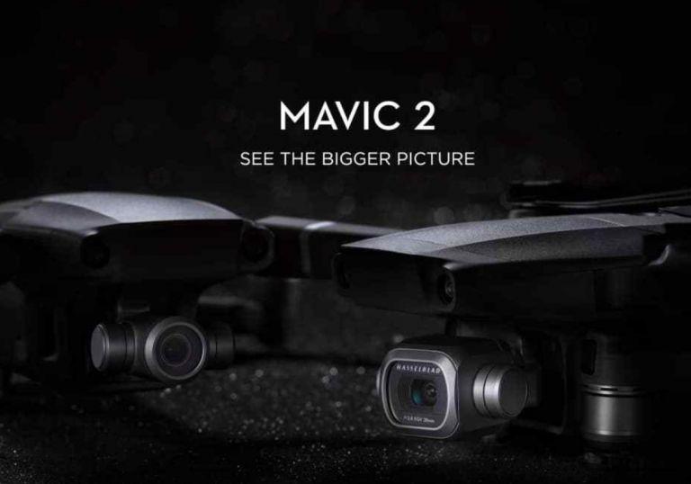 REBAJA con cupon! DJI Mavic 2 Zoom a 996€