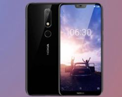 Nokia vuelve! con su Nokia X6: notch, cuerpo de cristal, Android puro y doble cámara a 188€