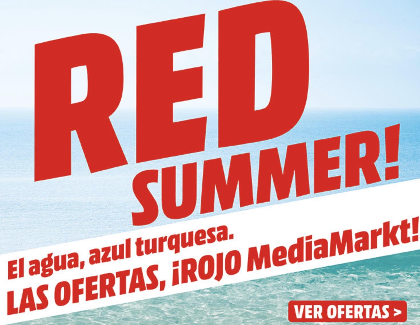 RED SUMMER Mediamarkt