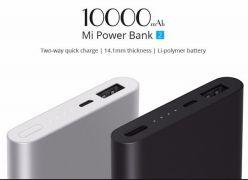 CHOLLACO Desde España! Xiaomi PowerBank 2 de 10000mAh QC a 15€