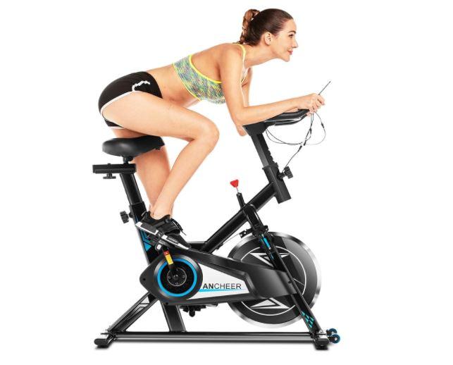 OFERTA AMAZON! Bicicleta estatica de Spinning a 239€