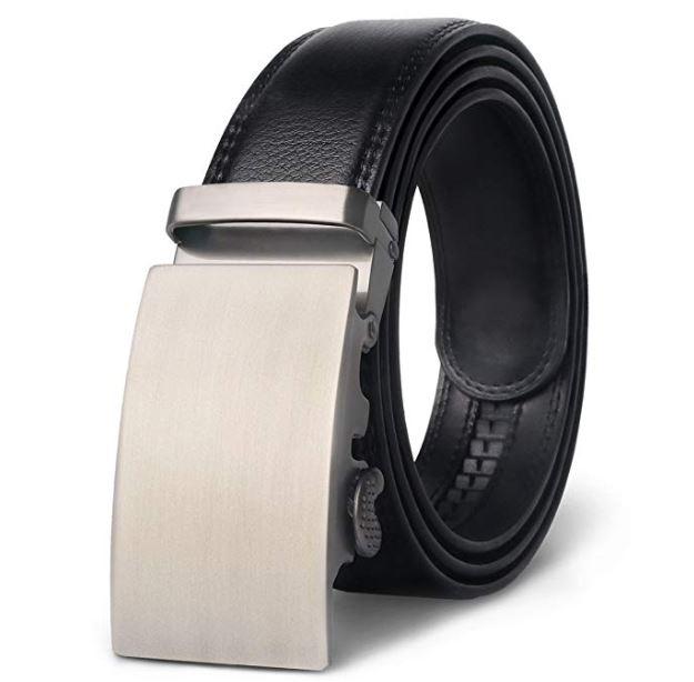 OFERTA AMAZON! Cinturon Hombre Cuero a 13,9€