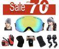 Cuponazo AMAZON al 70%! Rodillera, guantes, gorros etc.. desde 2,99€