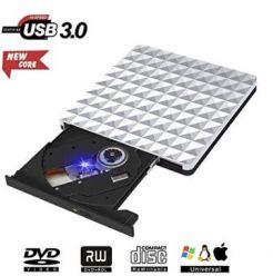 OFERTA AMAZON! Grabador Lector CD DVD 3.0 por 13€