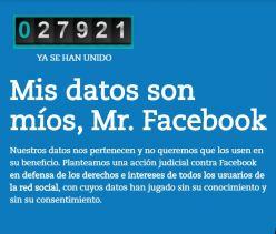 GRATIS! Gana 200€ Reclamando a Facebook tus datos con la OCU