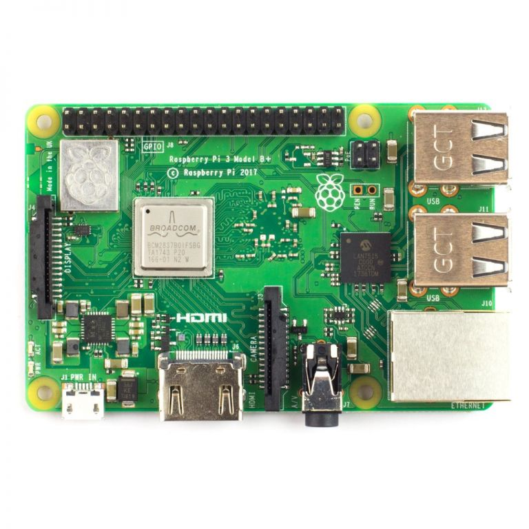OFERTA! Raspberry Pi 3 Model B+ Plus a 33€