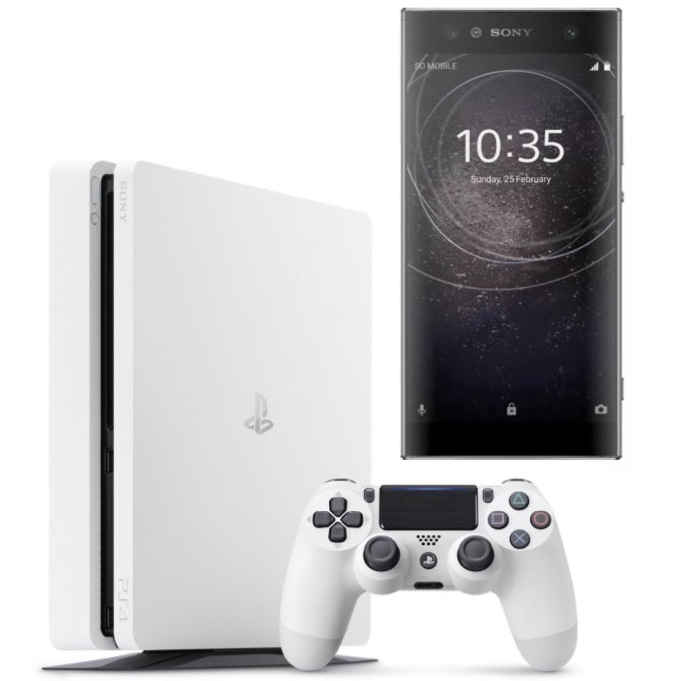 Sony Xperia XA2 + Platstation 4