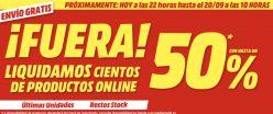 Chollazos Stock Fuera Mediamarkt al 50% – Recopilación mejores ofertas