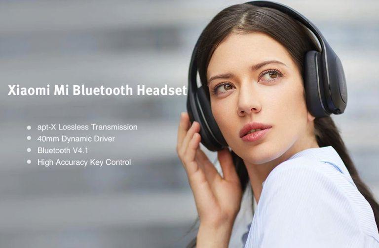 Chollito! Xiaomi Mi Headphones Bluetooth por solo 63€