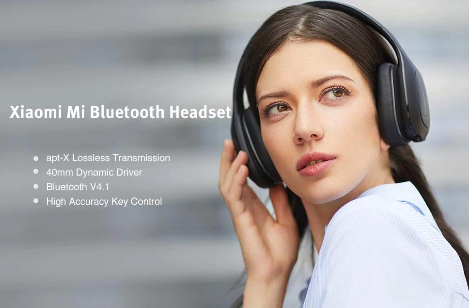 Xiaomi Mi Headphones Bluetooth
