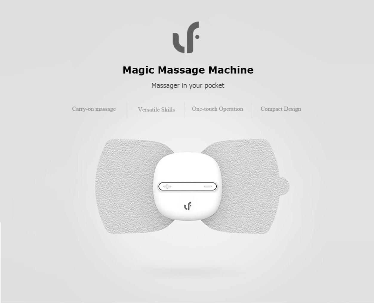 masajeador Xiaomi TENS