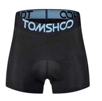 Pantalon interior hombre para ciclismo