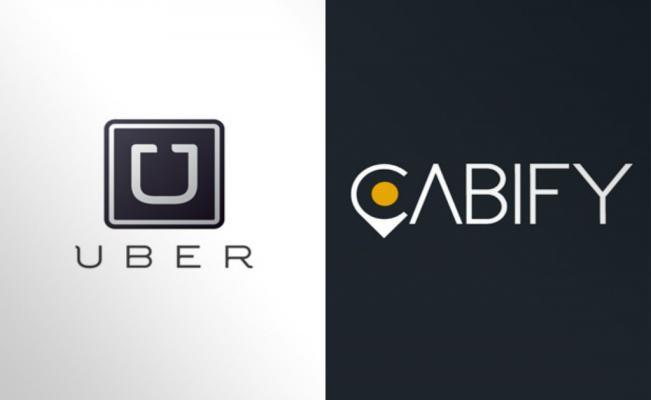 5€ GRATIS en Cabify y en Uber