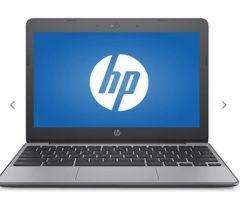 PRECIO LOCO! Portatil HP Chromebook Celeron N3060 a 35,9€