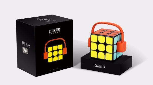 Xiaomi Mijia Giiker, el cubo de rubik inteligente desde 8€