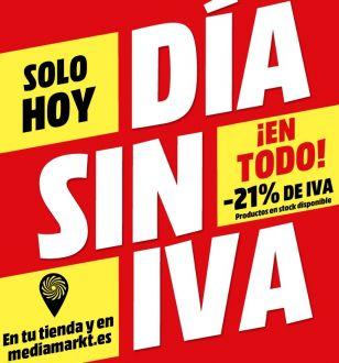 Dia sin iva mediamarkt 2018 for Ofertas hornos media markt