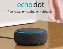 CHOLLO! Asistente Amazon Echo con Alexa aal mejor precio
