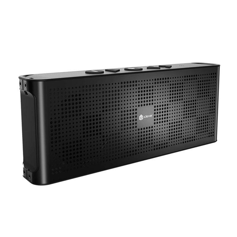 Chollo Amazon! Mini Altavoz Bluetooth iClever por 12€